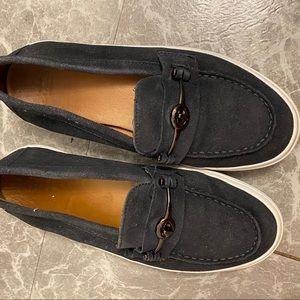 Coach Corey slip on shoes 9B